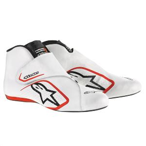 Bottines FIA Alpinestars Supermono - Blanc