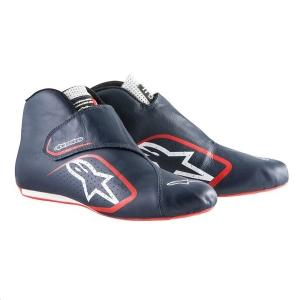 Bottines FIA Alpinestars Supermono - Bleu Navy