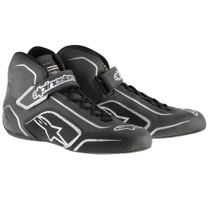 Bottines FIA Alpinestars Tech 1-T - Noir/Anthracite