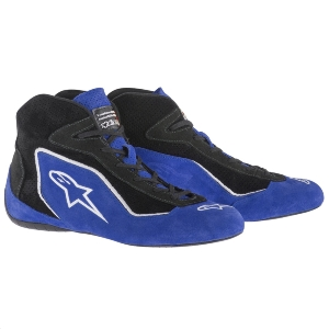 Bottines FIA Alpinestars SP - Bleu/Noir