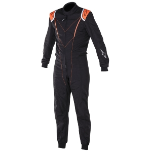 Combinaison Karting Alpinestars Super K-MX1 - Noir/Orange