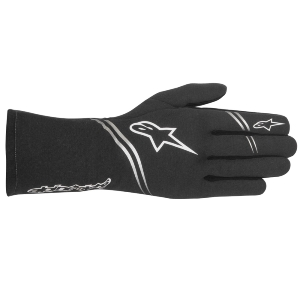 Gants FIA Alpinestars Tech-1 Start - Anthracite