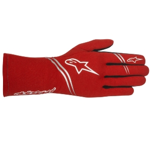 Gants FIA Alpinestars Tech-1 Start - Rouge
