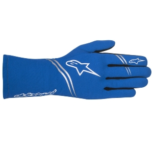 Gants FIA Alpinestars Tech-1 Start - Bleu