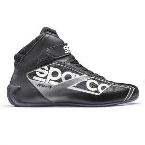 Bottines Karting Sparco Shadow KB-7 - Noir/Blanc