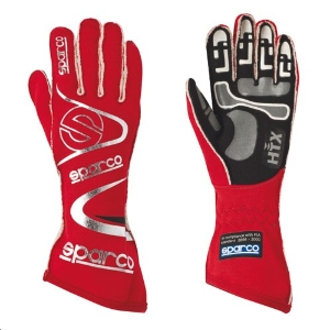 Gants FIA Sparco Arrow RG-7 - Rouge