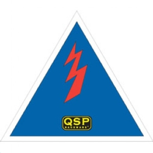 Sticker QSP Coupe-circuit Power-Off