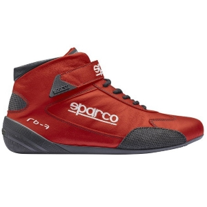 Bottines FIA Sparco Cross RB-7 - Rouge