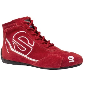 Bottines FIA Sparco Slalom RB-3 - Rouge