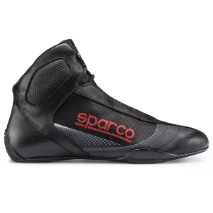 Bottines Karting Sparco Superleggera KB-10 - Noir/Rouge