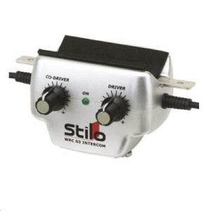 Intercom/Radio Stilo WRC 03