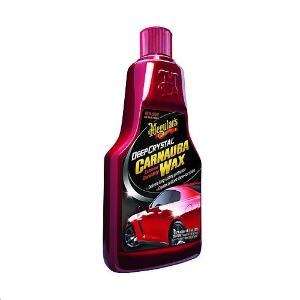 cire de carnauba meguiar 39 s wax deep crystal 473ml etape 3. Black Bedroom Furniture Sets. Home Design Ideas