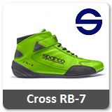 Bottines FIA Sparco Cross RB-7