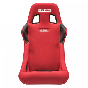 Siège baquet FIA Sparco Sprint Large   -   Rouge