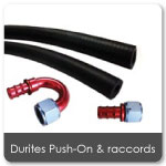 Durites Push-On + Raccords