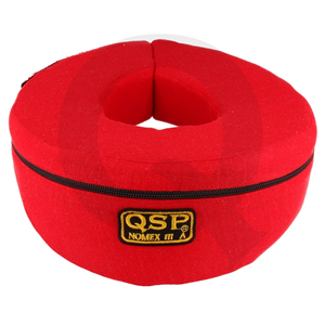 Minerve de protection QSP Nomex - Rouge
