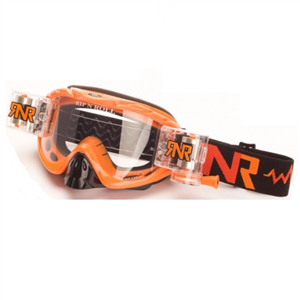 Lunettes Roll Off Rip n' Roll oranges