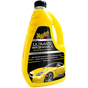 Shampooing Ultime Wash&Wax
