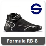 Bottines FIA Sparco Formula RB-8