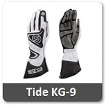 Gants Karting Sparco Tide KG-9