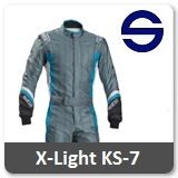 Combinaisons Sparco X-Light KS-7