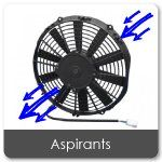 Ventilateurs aspirants