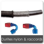 Durites Nylon + Raccords