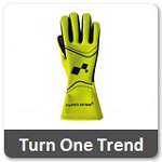 Gants FIA Turn One Trend
