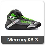 Bottines Sparco Mercury KB-3