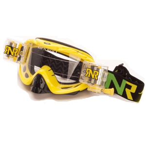 Lunettes Roll Off Rip n' Roll jaunes