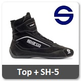 Bottines FIA Sparco Top SH-5