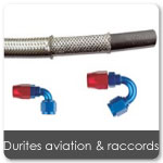 Durites Aviation + Raccords