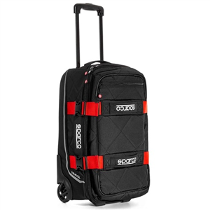 Sac pilote Sparco Travel - Noir/Rouge