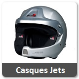 Casques FIA Jets