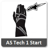 Gants FIA Alpinestars Tech1Start