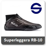 Bottines FIA Superleggera RB-10
