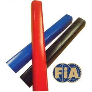 Garniture d'arceau QSP FIA - Rouge (de 45 à 51 mm)